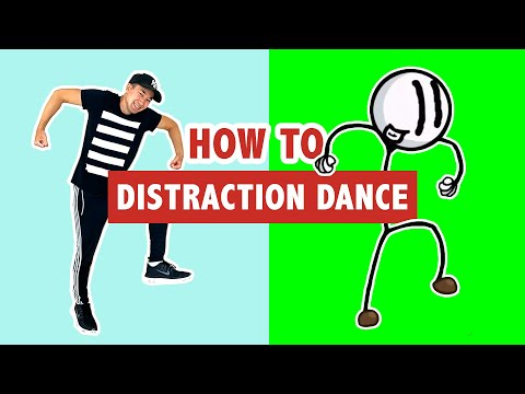 HOW TO DISTRACTION DANCE | HENRY STICKMIN DANCE TUTORIAL