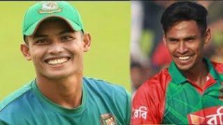 ক্রিকেট বিশ্ব কাঁপাতে বাংলাদেশ টিমে আসতেছে মুস্তাফিজের জমজ ভাই ।। Ali Ahmed Manik