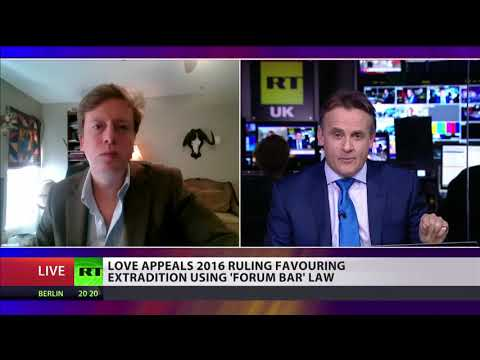 Barrett Brown, US investigative journalist, on the case of Lauri Love