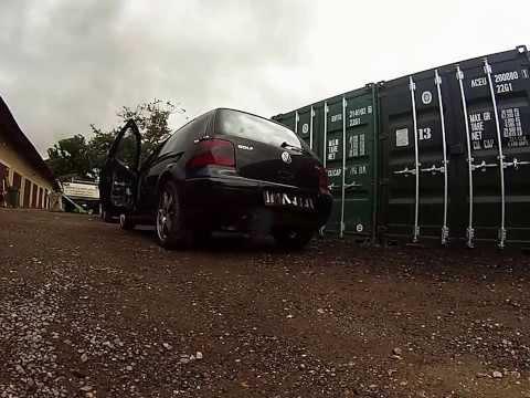 MK 4 Golf GTi 220PS Decat Chris Mohan Racing Car