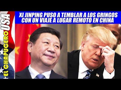 Con este gesto, presidente chino puso a temblar a EU y echaron para atrás sanción a Huawei