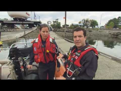 RMR: Rick and the Royal Canadian Marine Search and Rescue