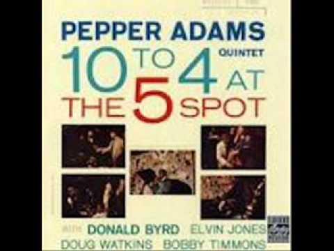 Pepper Adams-Hastings Street Bounce