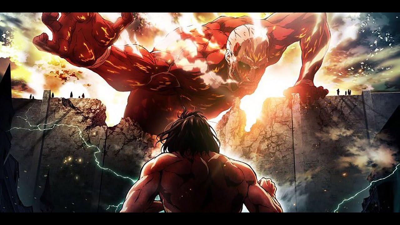 Attack on Titan - Shinzou wo Sasageyo! (Lyrics) - YouTube