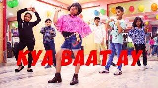 KYA BAAT AY | HARRDY SANDHU | DANCE CHOREOGRAPHY | STYLO ACADEMY