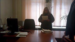 Мировой суд, судья вызывающий уважение, эталон судебной системы ч  15 юрист Вадим Видякин