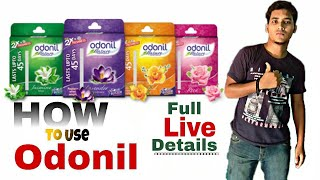 How To Use Odonil | Part-||
