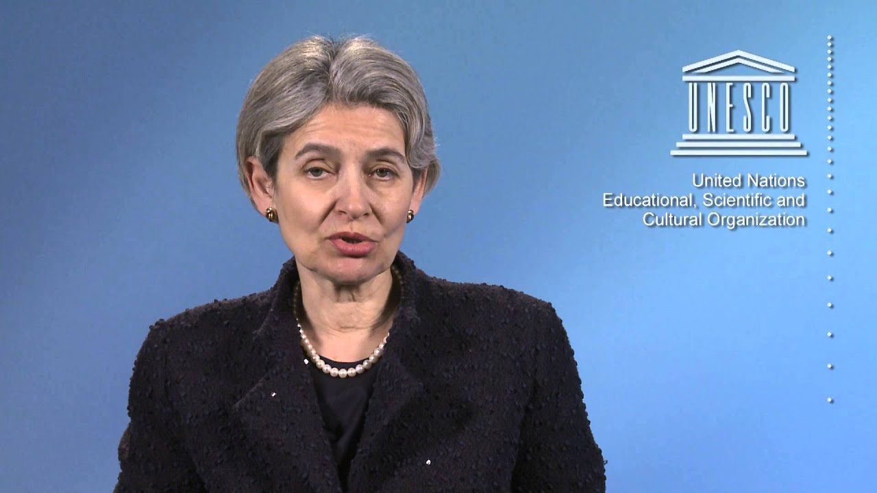 Water and Jobs: message from the Director General of UNESCO