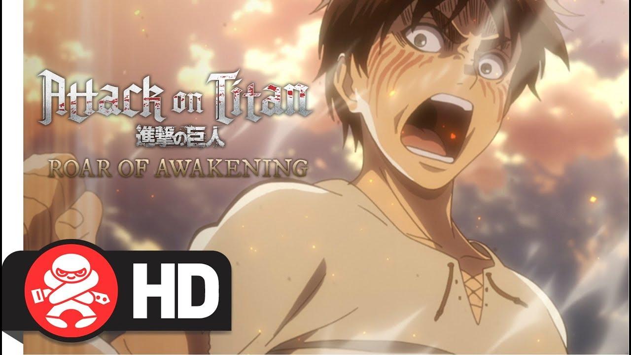 attack on titan roar of awakening full movie online free