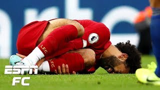 How much did Liverpool miss Mohamed Salah vs. Manchester United? | Extra Time
