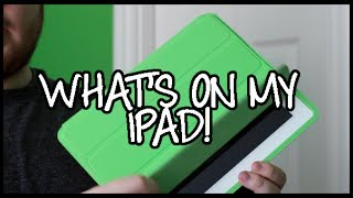 What's on my iPad! Thumbnail