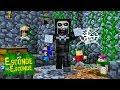 Minecraft: YOUTUBERS PEQUENOS NA FREIRA!