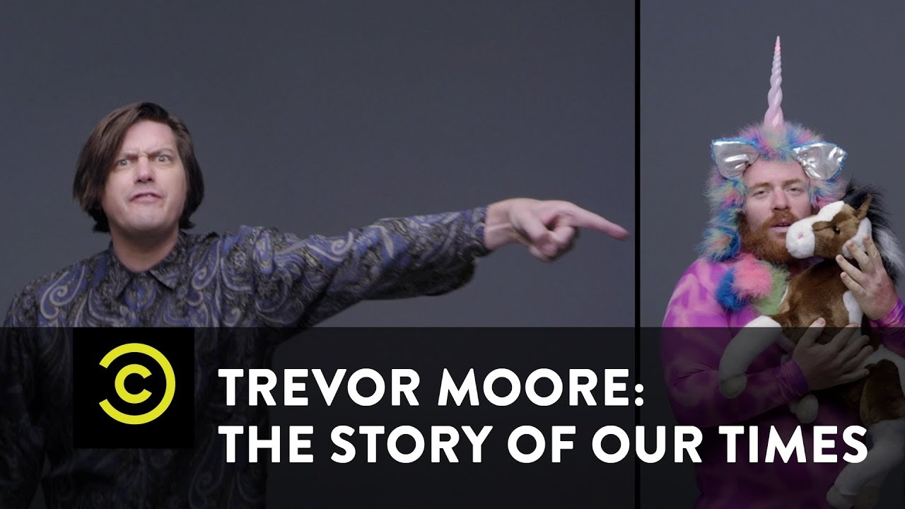 """Download Trevor Moore: The Story of Our Times - """"Bullies"""" - Uncensored"""