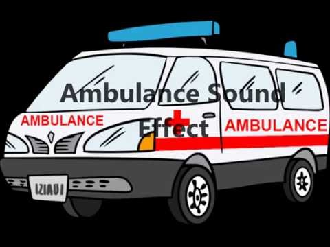 Ambulance Sound Effect