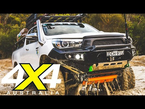 2017 N80 Toyota Hilux SR5 review   4X4 Australia