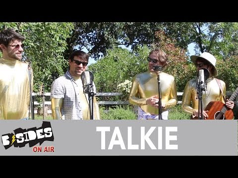 Talkie Talks Sound Synesthesia of 'Everything Matters', Live Performances