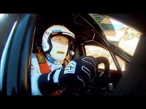 ‪GoPro HD: 2011 Pike's Peak International Hill Climb - Monster Tajima ‬