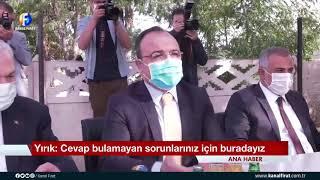 Kanal Fırat Ana Haber Bülteni 10 10 2020