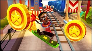 Wordy Weekend: Name Hunting with Zuri - Subway Surfers: Seoul