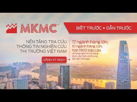 MKMC - Nền tảng tra cứu thông tin nghiên cứu thị trường