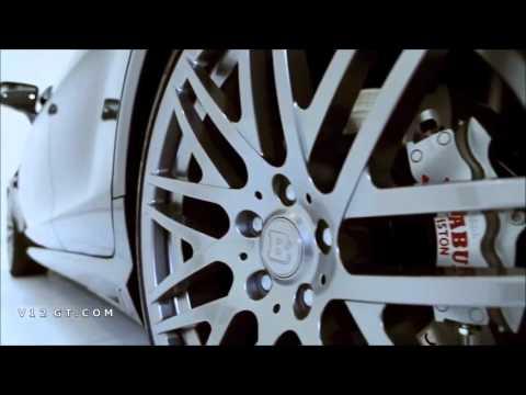 Brabus V12 CLS 400-km-h