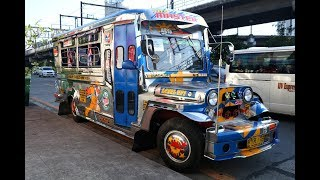 Mas murang modernong jeep na ni-rehabilitate ng Stop and Go coalition, iprinisinta sa DOTr