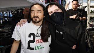 Alan Walker & Steve Aoki - Id  At Coachella 2018