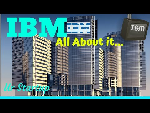 ALL ABOUT IBM || HINDI Urdu || IBM