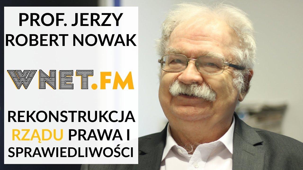 Prof. Jerzy Robert Nowak u Gadowskiego: Absolutna pała dla Waszczykowskiego; Gliński nie zna kultury