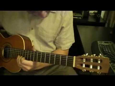 Jazz Guitar Lessons - Warm Up and Jam 1 - YouTube