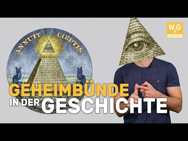 Geschichte der Geheimbünde | Illuminati und Freimaurer