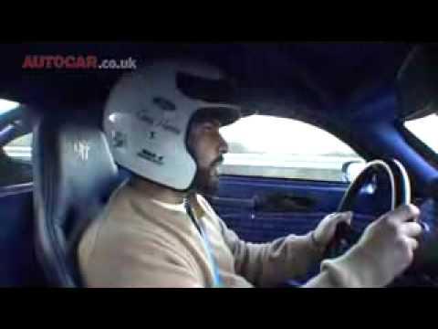 Porsche 9FF GT9