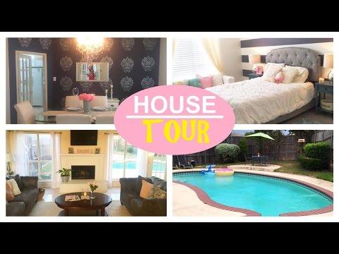 HOUSE TOUR/ CONOCE MI CASA. AURORA ELIZONDO