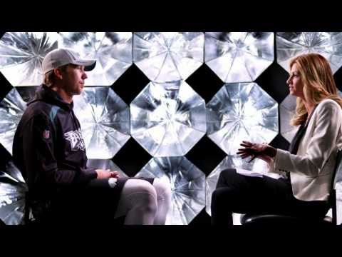 Nick Foles Interview with Erin Andrews.
