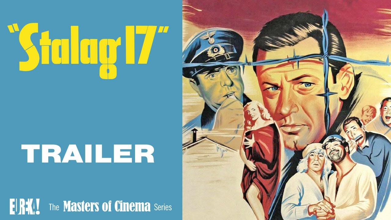 Download STALAG 17 Original Theatrical Movie Trailer (1953) (Masters of Cinema)