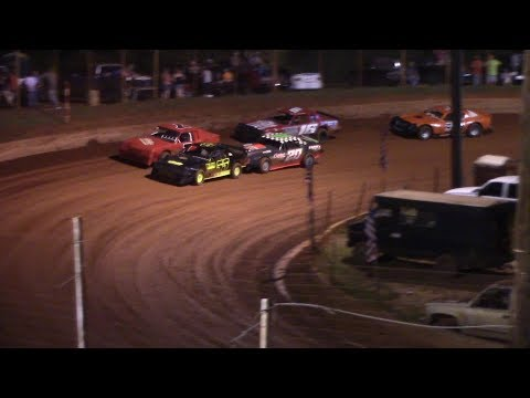 Stock Eights. - dirt track racing video image
