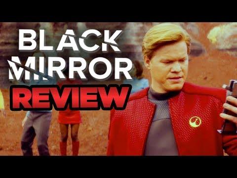 BLACK MIRROR Season 4 REVIEW - Episodes Ranked & Easter Eggs
