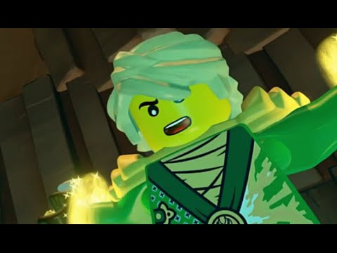 LEGO Ninjago: Shadow of Ronin 100% Walkthrough Guide #8 - Chapter 8 'The Primal Fulcrum' (3DS/Vita)