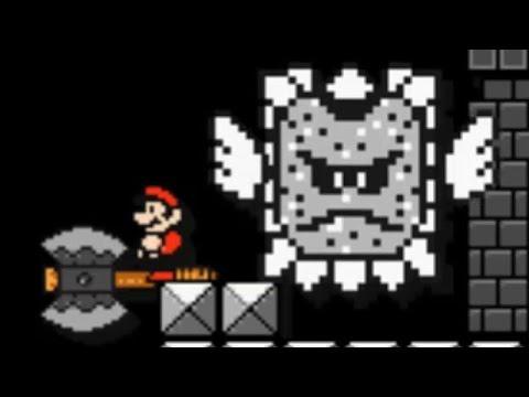 Super Mario Maker 3DS - Super Mario Challenge 100% Walkthrough Part 5: World 9 & World 10