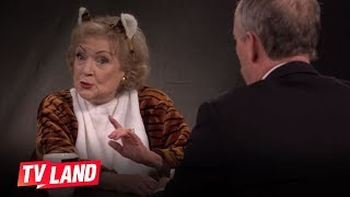 Hot in Cleveland Blooper: Betty White Can Do No Wrong