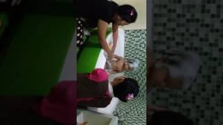 Spa & Mandi buble di MOM n JO (29-08-2015)