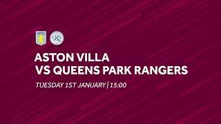 Aston Villa 2-2 QPR | Extended highlights
