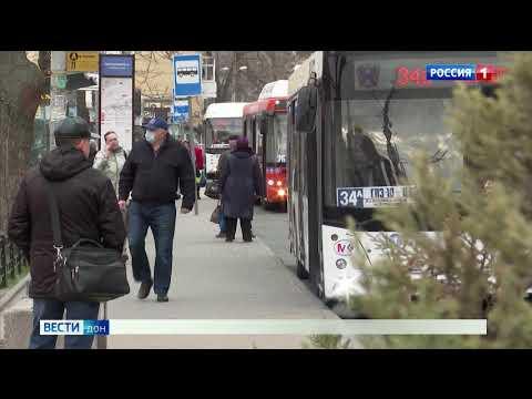 На улицах много людей: индекс самоизоляции в Ростове неуклонно снижается
