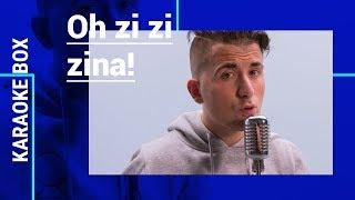ARMOO gaat voor ander IMAGO en zingt SOUFIANE EDDYANI's 'Zina' | Karaoke Box