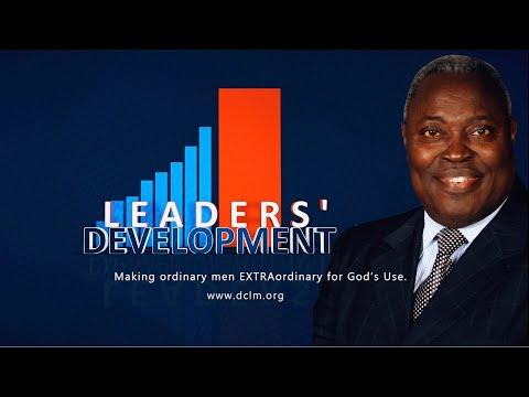 Leaders' Development (Oct. 13, 2020) || The Prime Place of the Lamb in the Earth's Redempt