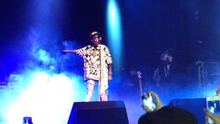 Wiz Khalifa - Bout me (Opening live @ O2 Academy, Glasgow, UK 25/09/13) full HD