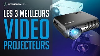 🔴 TOP 3 : MEILLEUR VIDEOPROJECTEUR 2020❓( COMPARATIF & TEST )