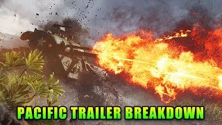 Pacific Trailer Breakdown & DLC Release Date | Battlefield V