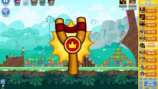 Angry Birds Friends tournament, week 304/2, level 4