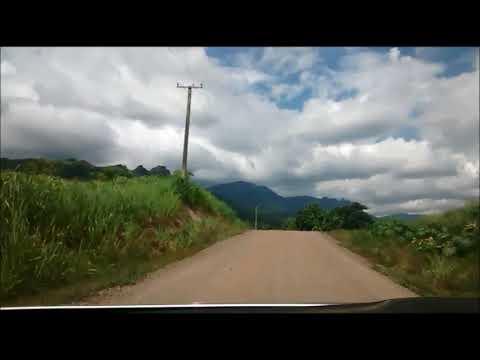 Fiji Roadtrip l Nadi l Garden Of The Sleeping Giant To Sabeto Hot Springs